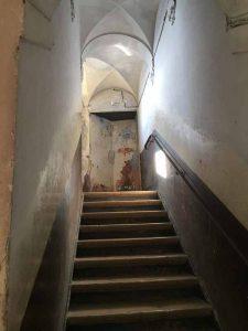Castello Carafa ingresso p.t. 1