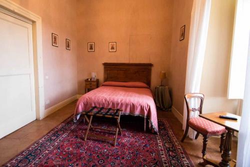 Castello Carafa Camera bella vista 1