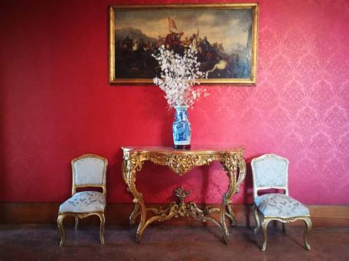 Castello Carafa Salone 5